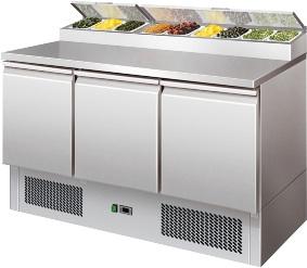 Хладилна маса саладет Forcar РS300