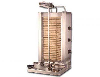 Електрически дюнер SER GAS ED3