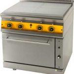 Електрическа печка и фурна SER GAS FC4FES7