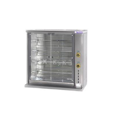 Електрически грил за пилета SER GAS SЕ4