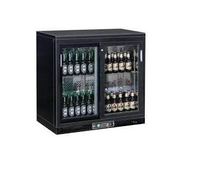 Хладилна витрина Amitek AK200BBS