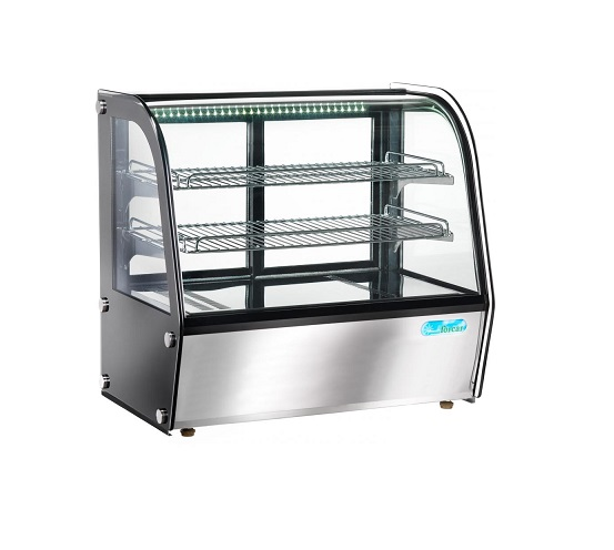 Отопляема настолна витрина Forcar VPH 120